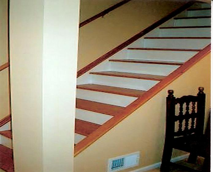 Basement Staircase 2